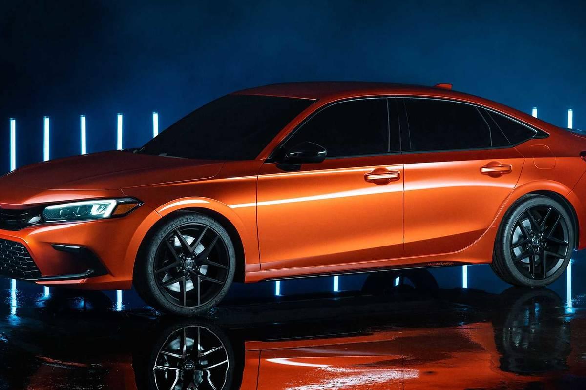 Oto nowa Honda Civic