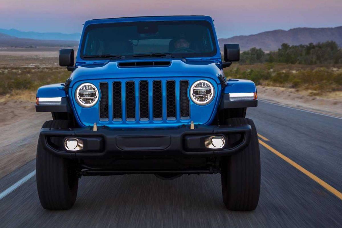 Jeep Wrangler Rubicon 392. Ekstremalny!
