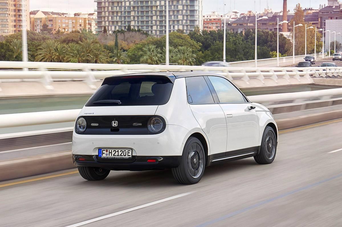 Honda e. Ceny w Polsce