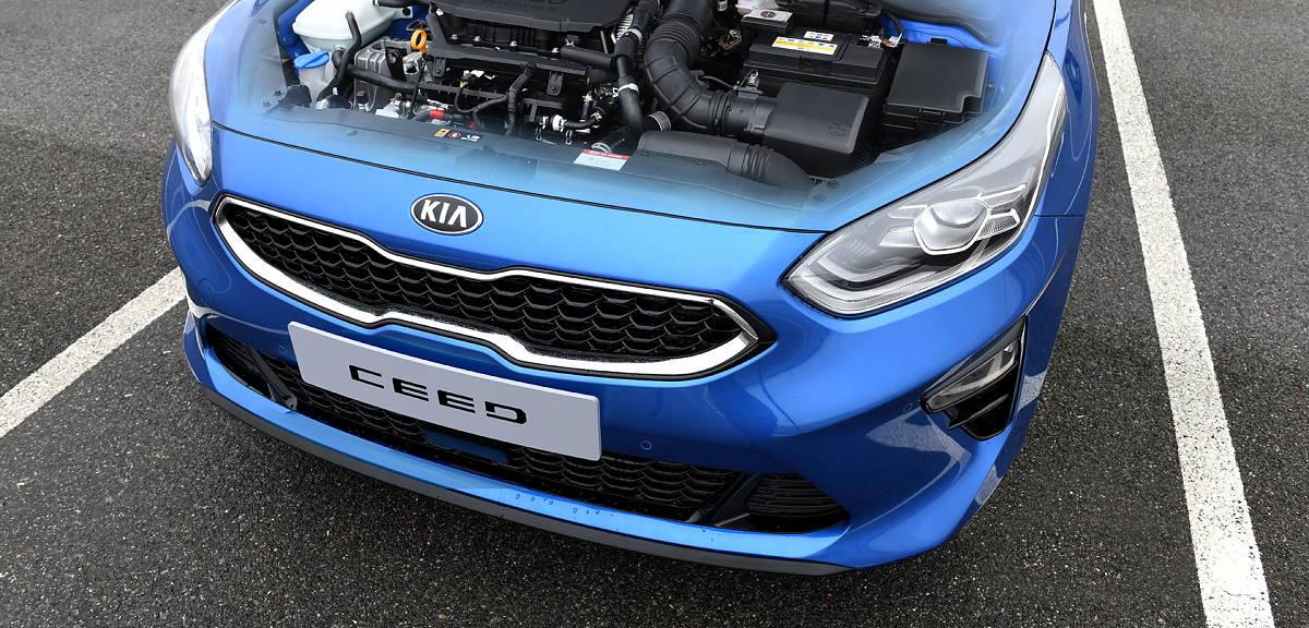 Kia Ceed z nowymi silnikami