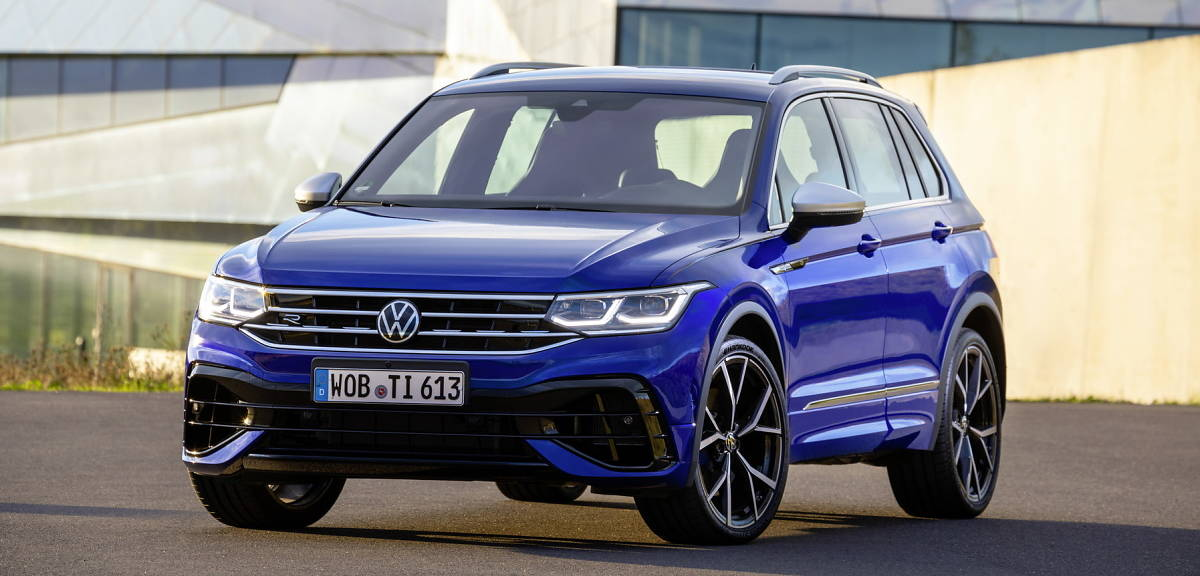 Volkswagen Tiguan R. Polskie ceny