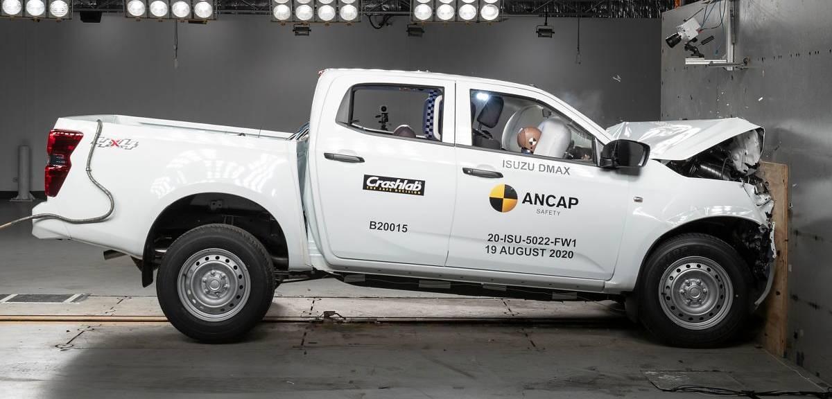 Kolejne testy Euro NCAP