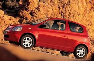 Toyota Yaris pierwszej generacji