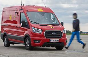 Euro NCAP testuje samochody dostawcze