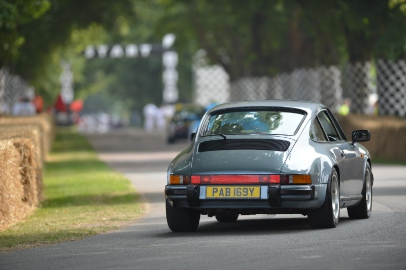 50 lat Porsche 911 w Goodwood
