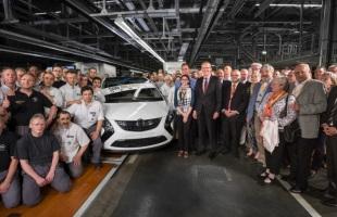 500 mln samochodów General Motors