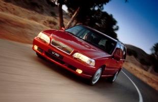 60 lat Volvo kombi