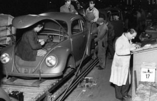 70 lat temu ruszyła produkcja Garbusa