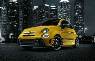 Abarth 595 po liftingu