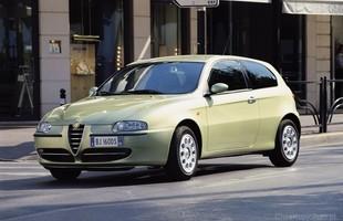 Trzydrzwiowa Alfa Romeo 147, wersja sprzed liftingu