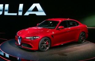 Alfa Romeo Giulia już jest!