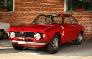 Alfa Romeo Giulia historycznie