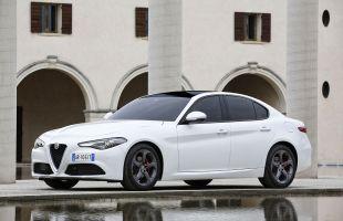 Alfa Romeo Giulia na zdjęciach