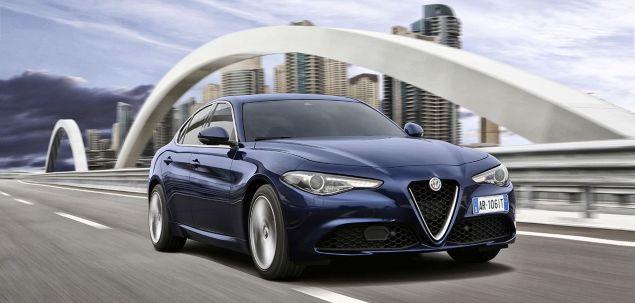 Alfa Romeo Giulia - nowe informacje!