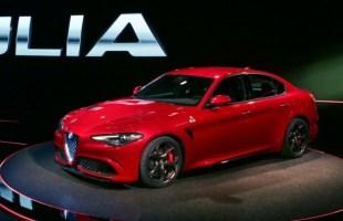Alfa Romeo Giulia opóźniona