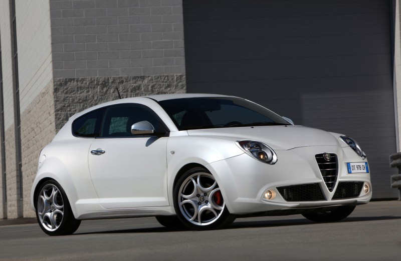 Alfa Romeo MiTo z turbo i... gazem