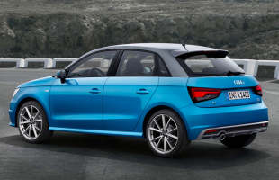 Audi A1 po liftingu