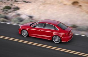 Audi A3 będzie sedanem!