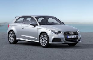 Audi A3 po liftingu