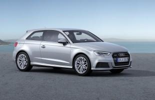 Audi A3 z silnikiem o 3 cylidrach!