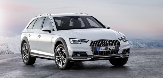 Audi A4 Allroad już jest!