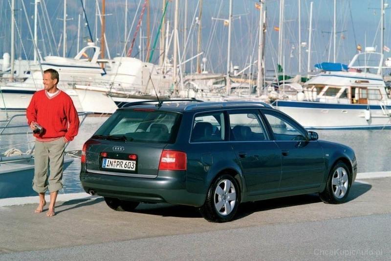 Audi A6 C5 Avant Zdjęcie 2 Chceauto Pl