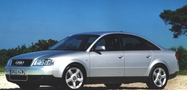 Audi A6 C5 - używane marzenie Polaka