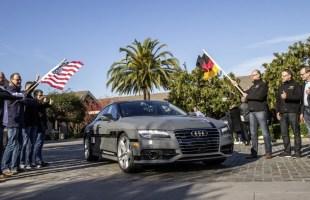 Audi A7 piloted driving concept już jeździ