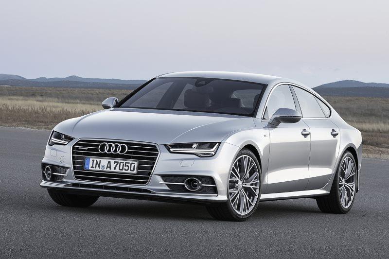 Audi A7 Opinie Cena