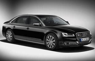 Audi A8 L Security. Dla wybrańców