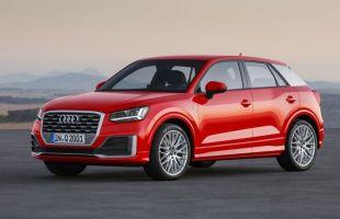 Audi Q2 już w produkcji