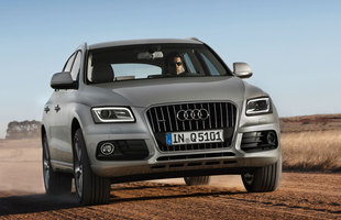 Audi Q5 po faceliftingu