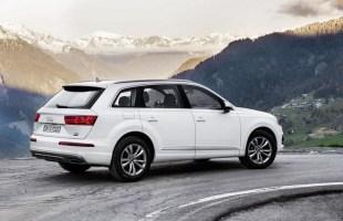 Audi Q7 z nowym bazowym silnikiem