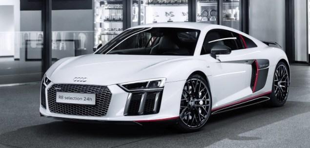 "Audi R8 Coupe V10 plus ""selection 24h"""