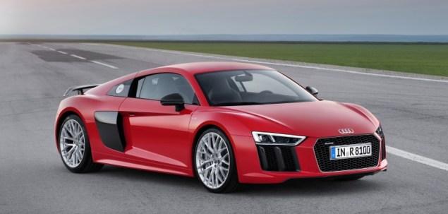 Audi R8 już w Polsce. Ceny