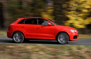 Audi RS Q3 już w Polsce. Oto cena!