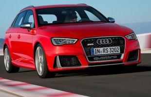 Audi RS3 Sportback już w polskich salonach