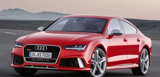 Audi RS7 po liftingu