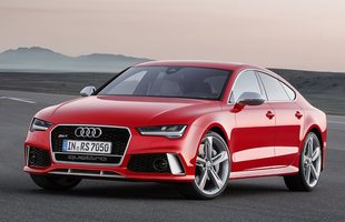Audi RS7 po liftingu