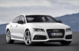 Audi RS7 Sportback. Błyskawica