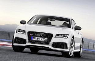 Audi RS7 Sportback trafi do salonów w połowie roku