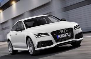 Audi RS7 Sportback rozpędza się do 100 km/h w 3,9 s