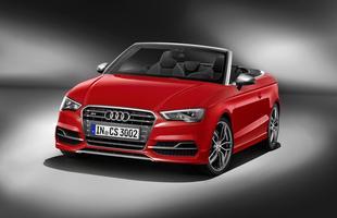Audi S3 Cabriolet oficjalnie