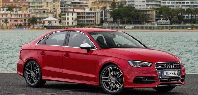 Audi S3 sedan już w Polsce. Ceny