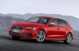 Audi S3 Sportback. 5 drzwi i 300 KM!