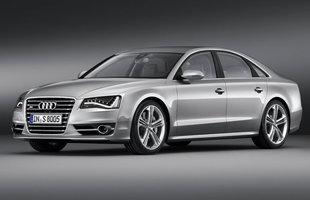 Nowe Audi S8