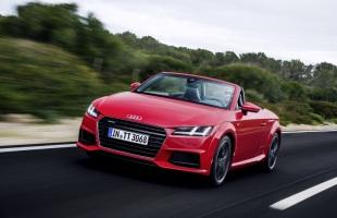 Audi TT Roadster już w Polsce