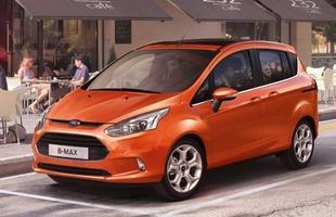 B-Max - zupełnie nowy model Forda