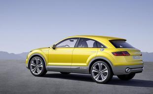 Będzie terenowe Audi TT? - ChceAuto.pl