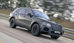 Bentley Bentayga pojedzie 300 km/h!